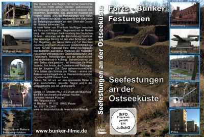 seefestungen an der ostseek ste forts bunker. Black Bedroom Furniture Sets. Home Design Ideas